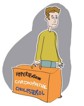 Causes vasculaires de la dysfonction érectile