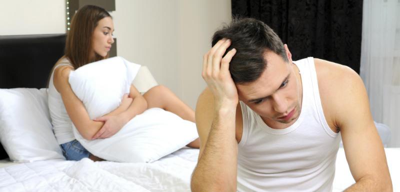 """"""" Les pannes de mon mari sont-elles dues à ses médicaments ? """""""