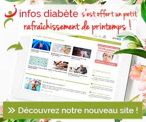 Infos-diabete.com s'est offert un petit rafraîchissement de printemps